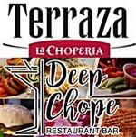 TERRAZA LA CHOPERIA Y DEEP CHOPE